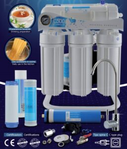 RO-C500 direct flow reverse osmosis system