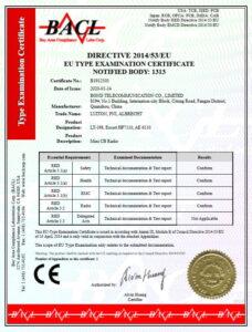 Luiton LT-198 two-way CB radio transceiver